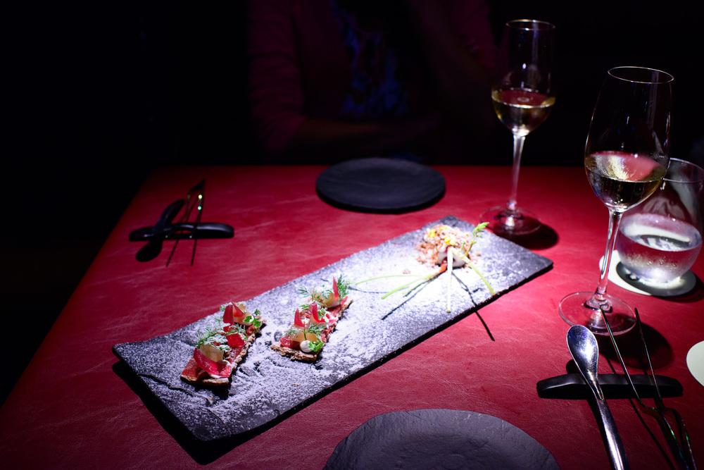 Paisaje Nordico: La tostada y la zanahoria