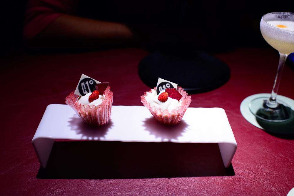 """Cupcake de fresas """"cheesecake"""""""