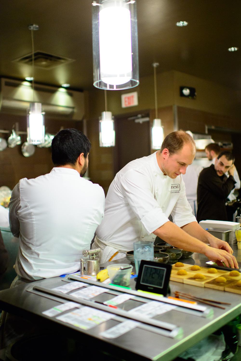 Chef David Beran