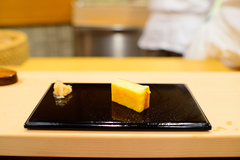 20th Course: Tamago