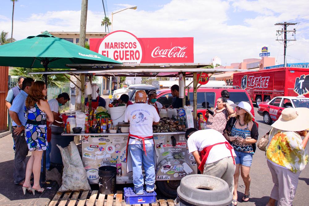 """Mariscos """"El Güero"""""""