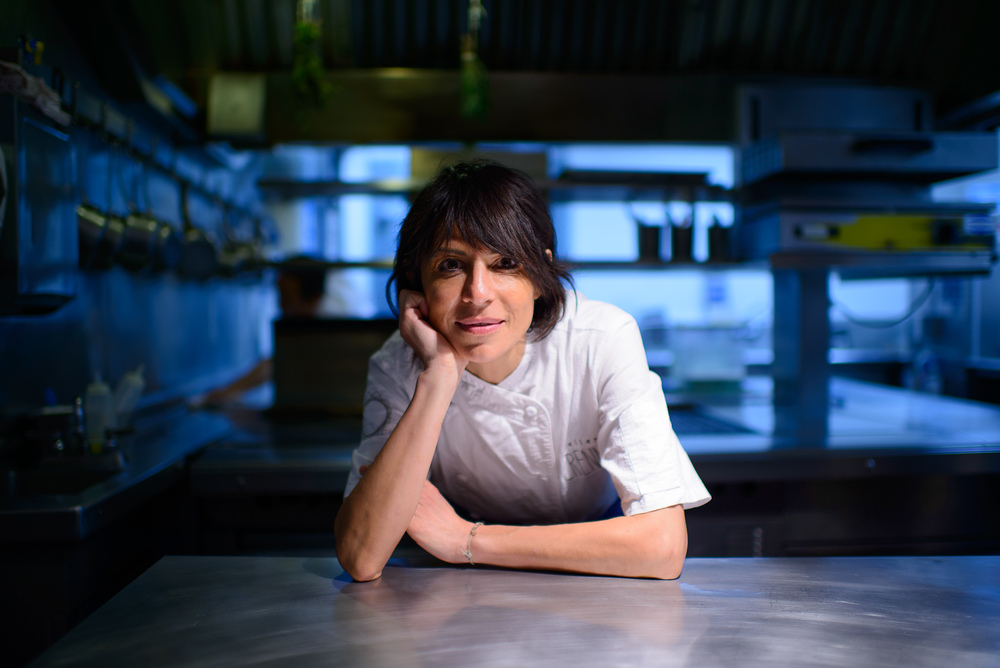 Chef Dominique Crenn