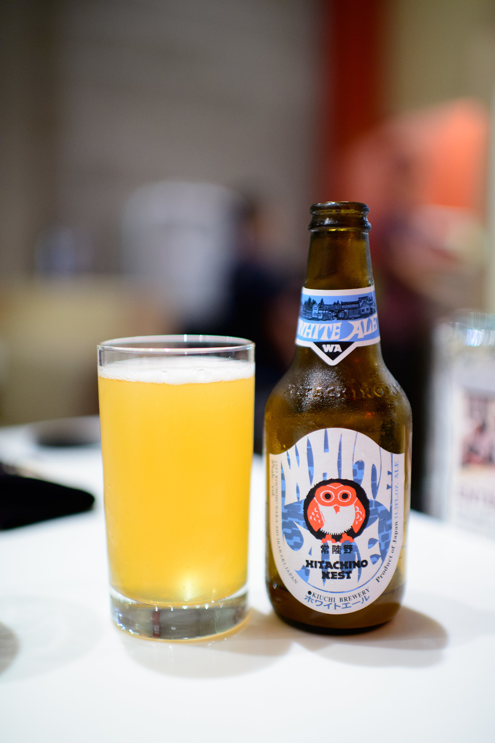 Hitachino white ($9)