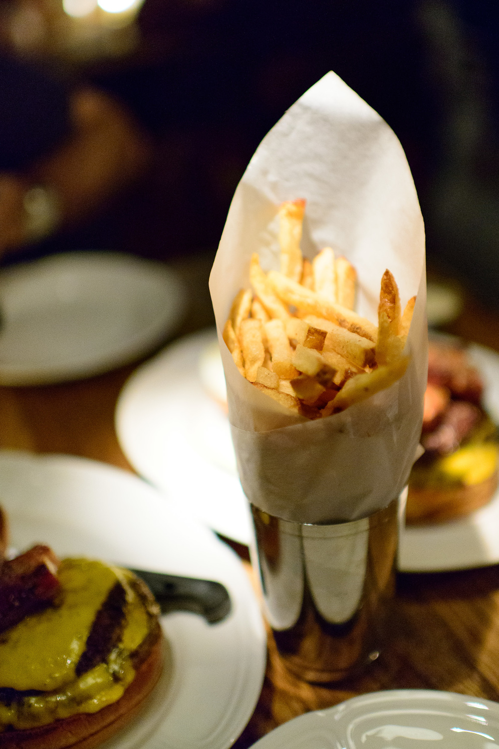 House-made fries