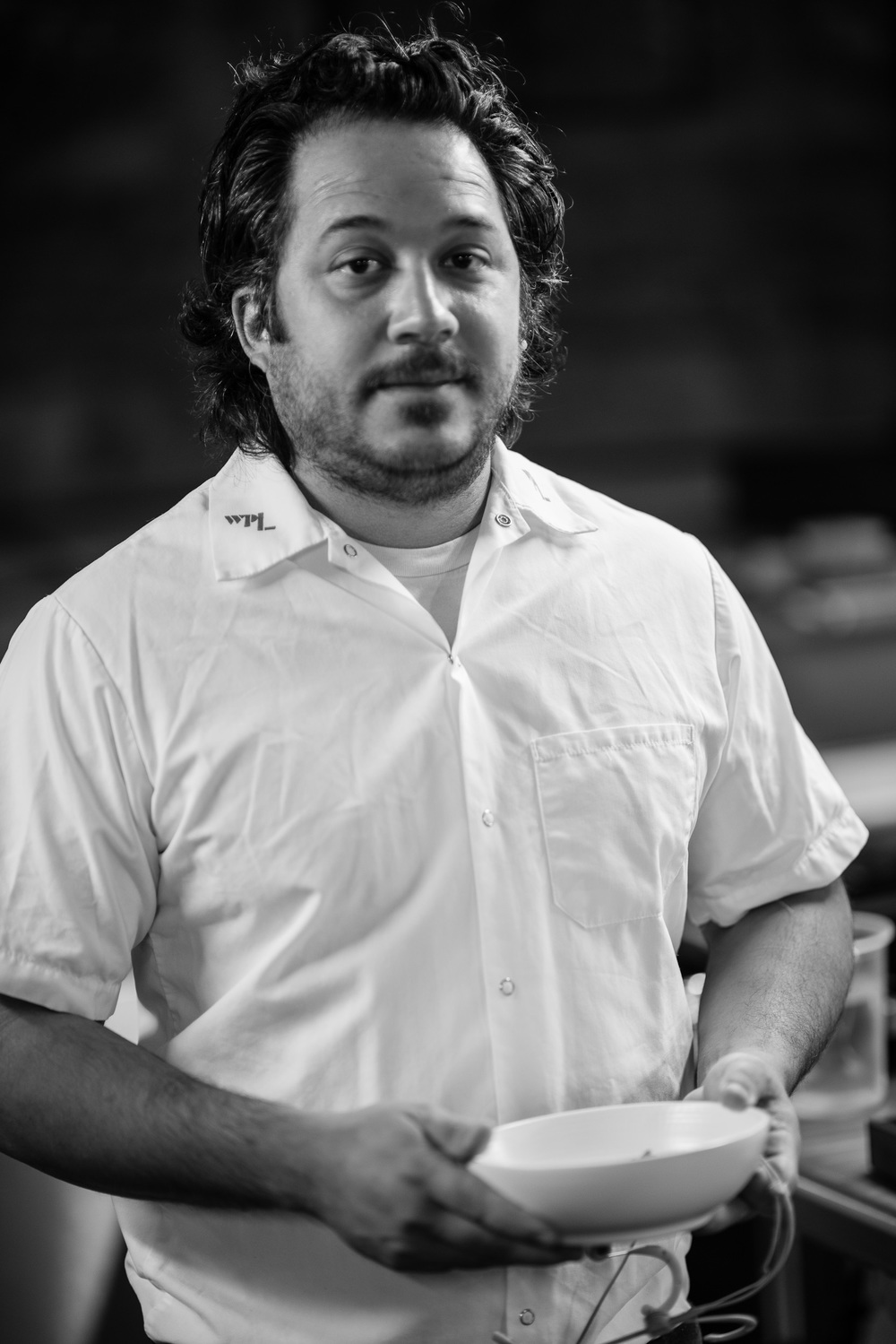 Carlo Mirarchi, Roberta's, New York