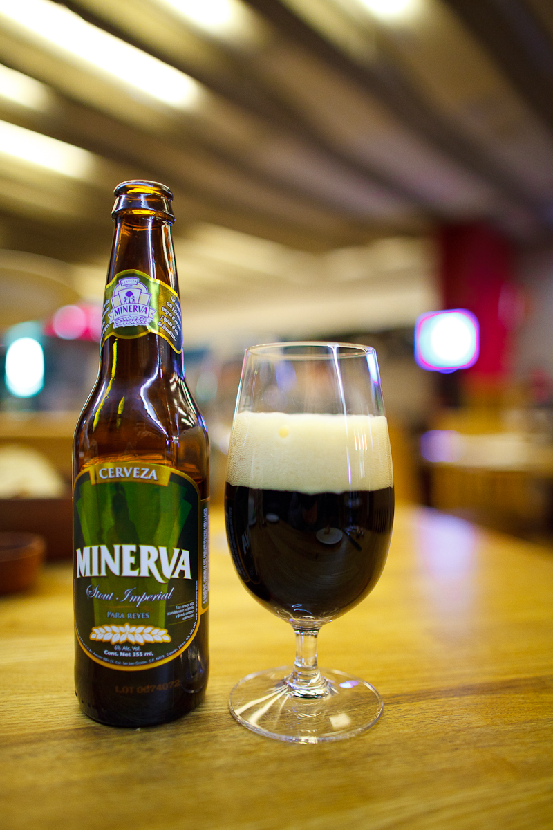 Minerva Imperial Oscura