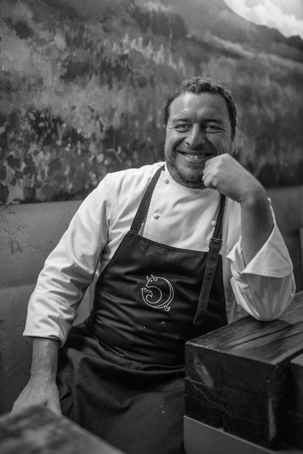 Chef Jaír Téllez