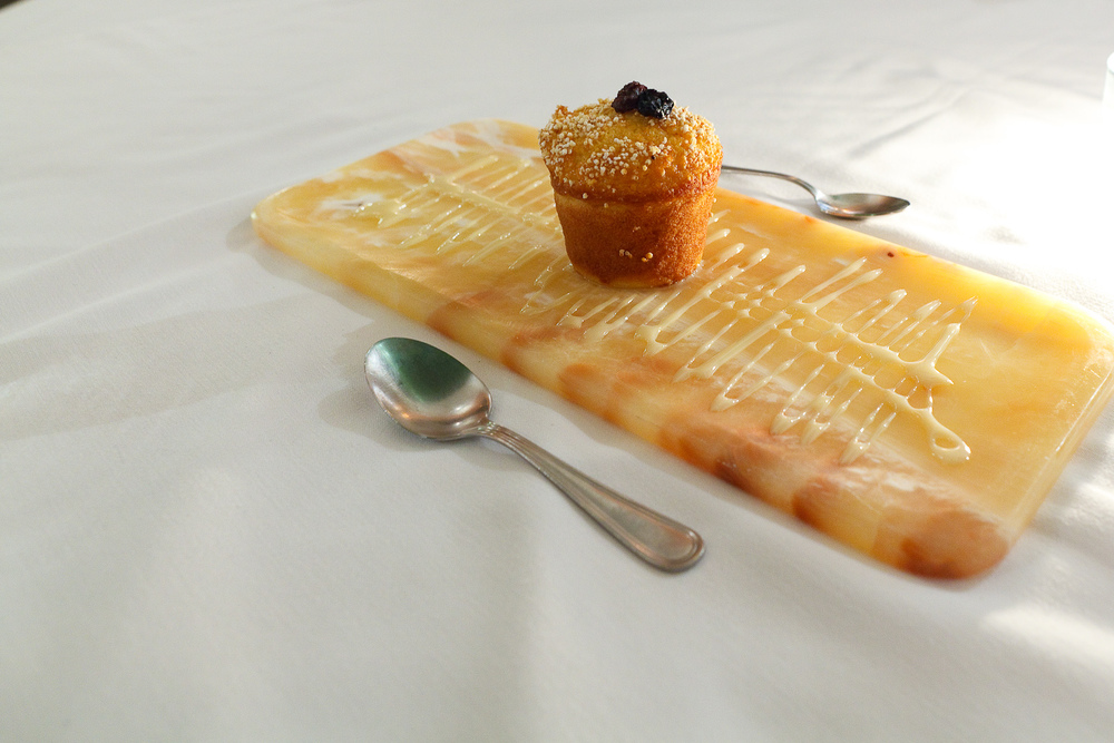 Pastel de elotes (corn cake)