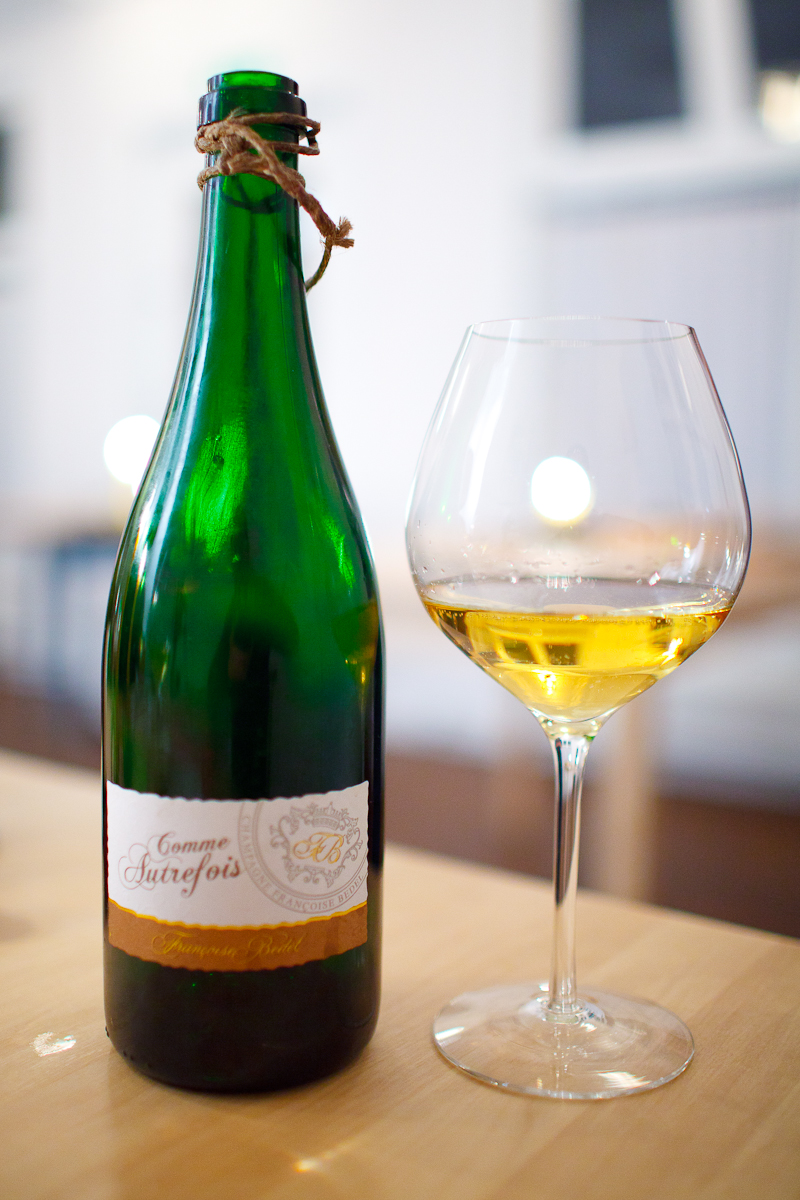Champagne comme autrefois