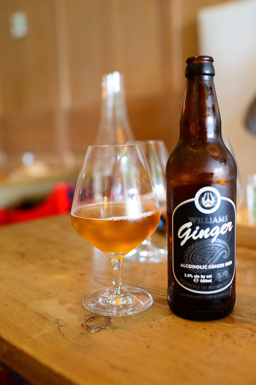 Williams Ginger Beer
