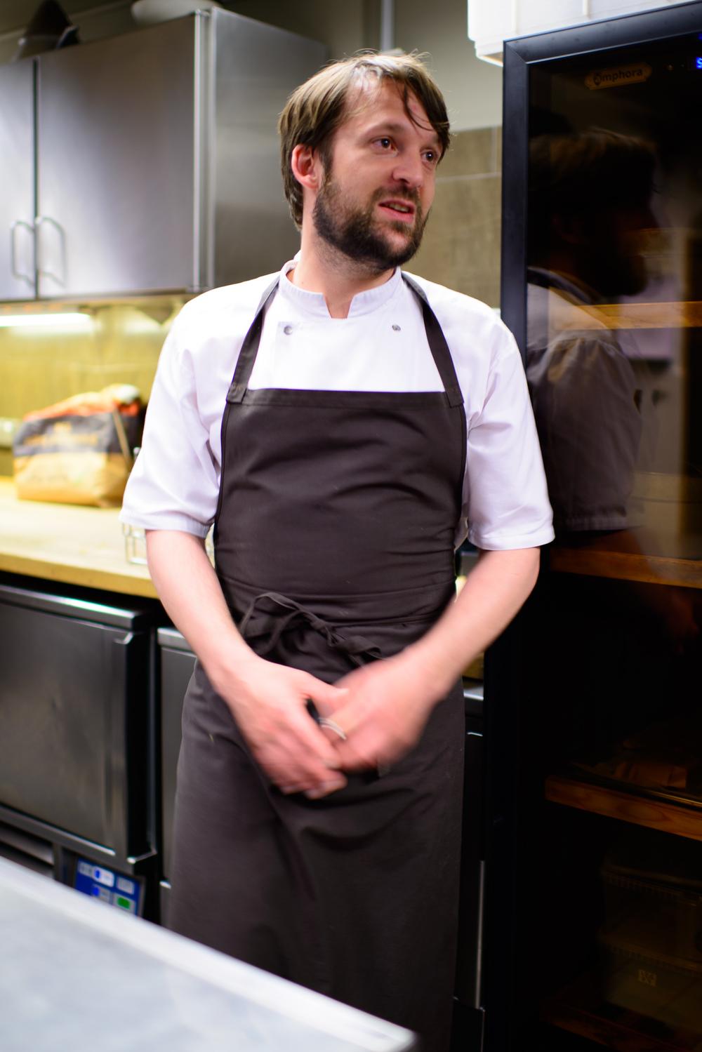 Chef Rene Redzepi