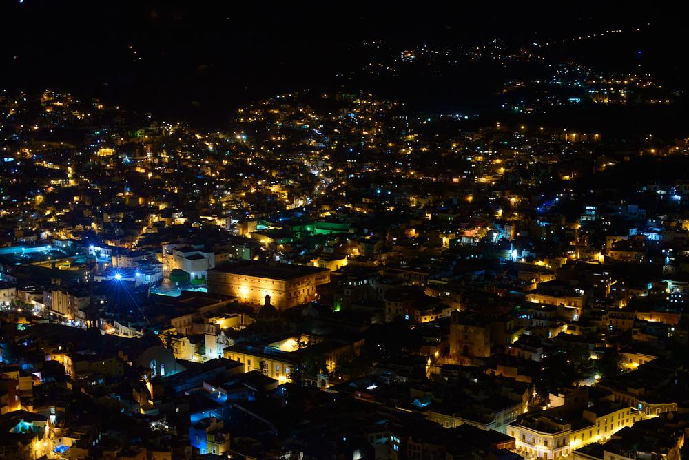 Lights of Guanajuato