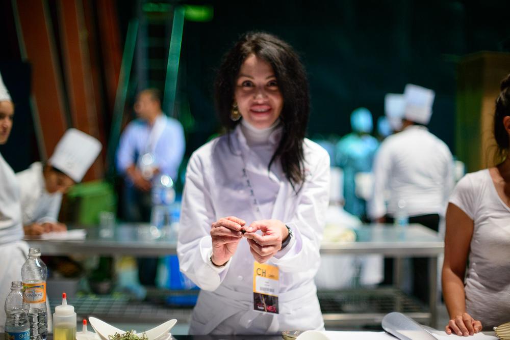 Chef Martha Ortiz Chapa, Dulce Patria