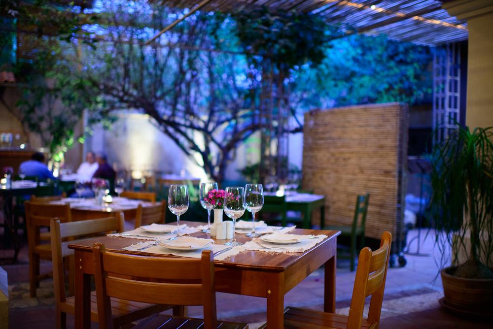Café de Casa Oaxaca