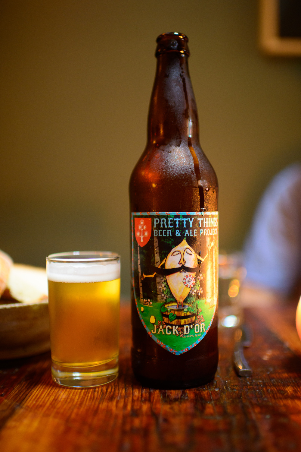 Pretty Things Ale Jack D'Or