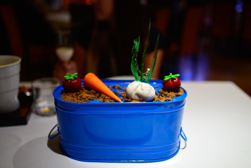 13th Course: Verduras animadas de ayer y hoy … nada es lo que