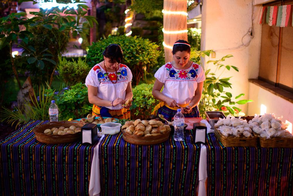 Cemitas de milianesa de Puebla