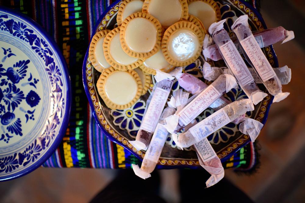 Dulces de la Iglesia de Santa Clara, Puebla