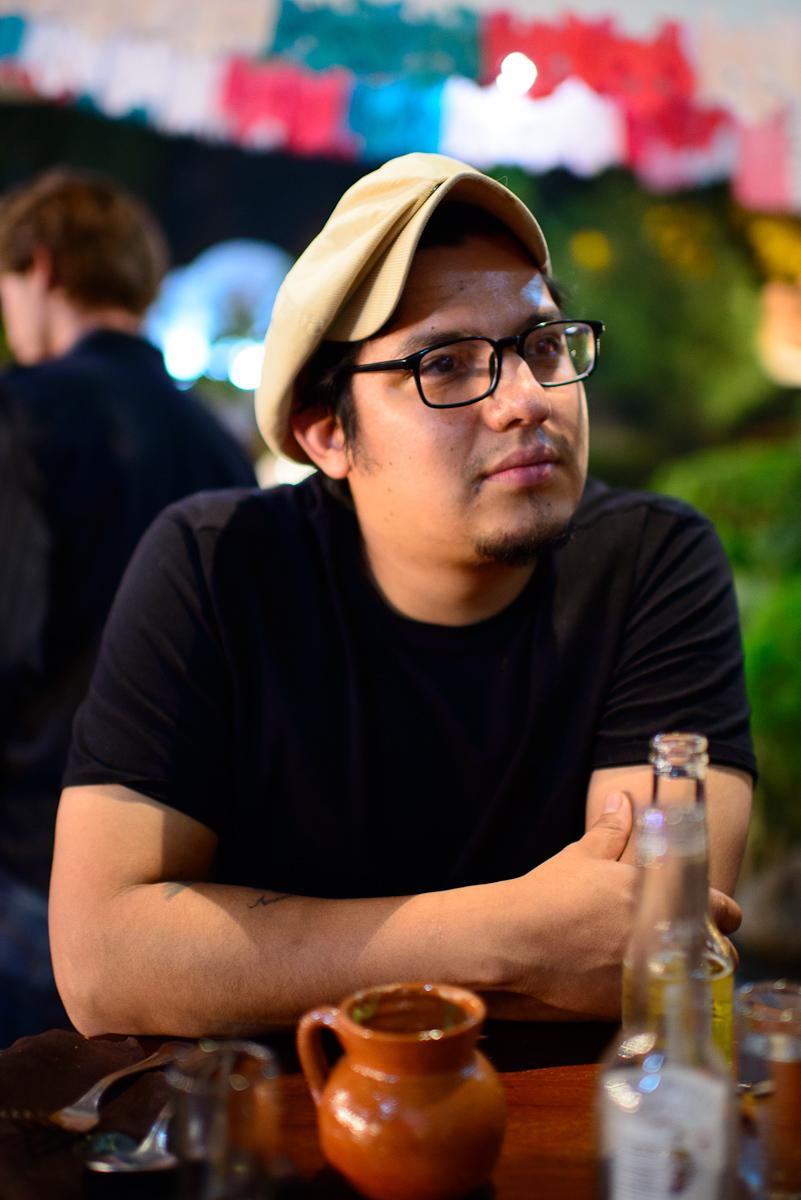 Chef Amado Lopez, Xoco