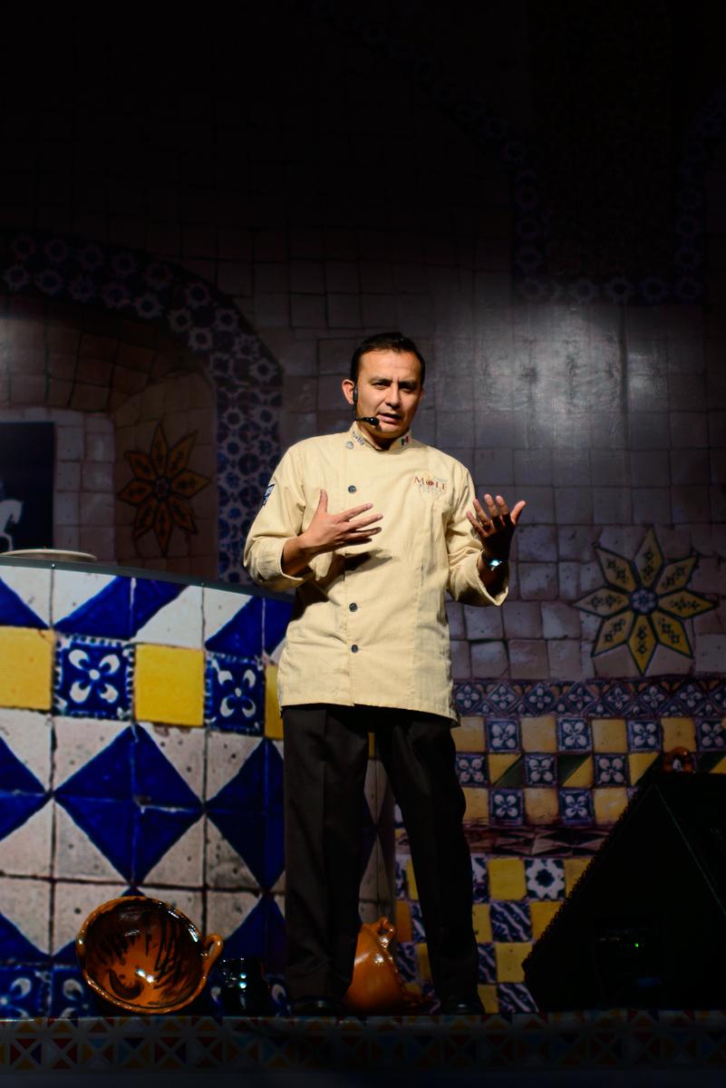 Chef Alonso Hernández Juárez