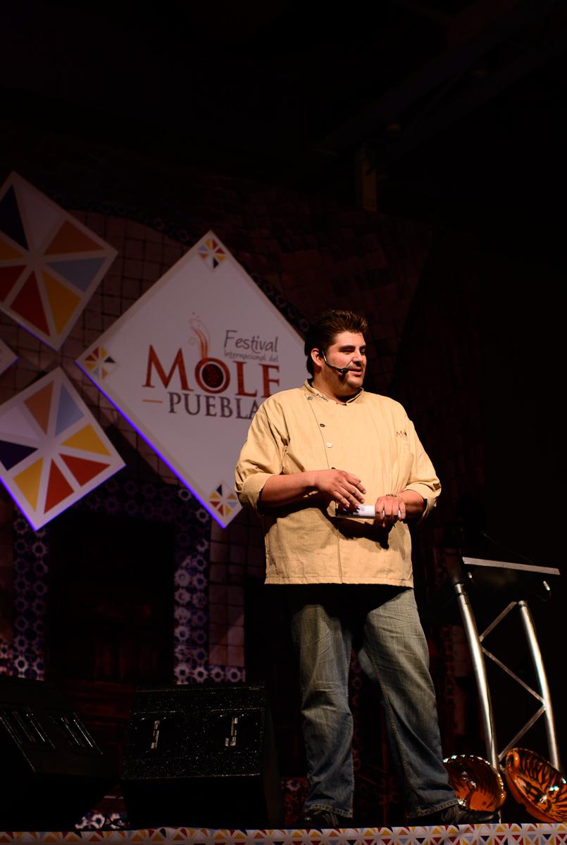 Chef David Fuentes