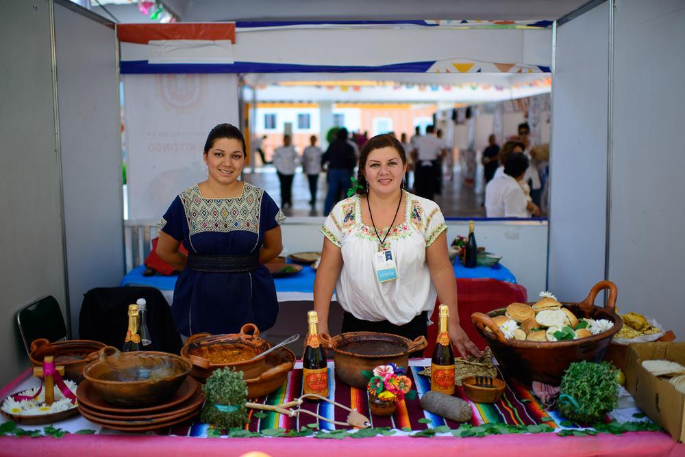 Las mujeres de Huejotzingo, Puebla