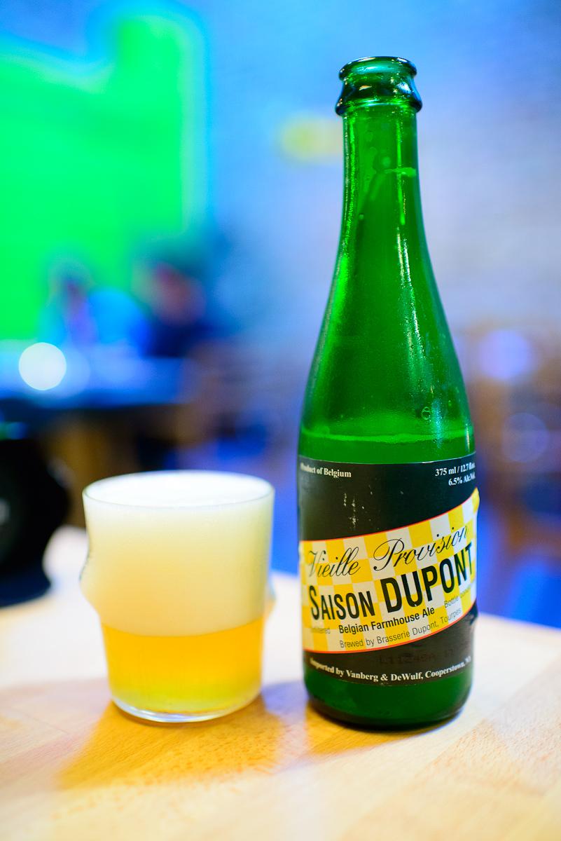 Saison Dupont Ale