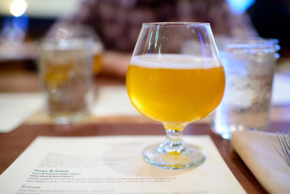 Saison Athene - Saint Somewhere Brewery