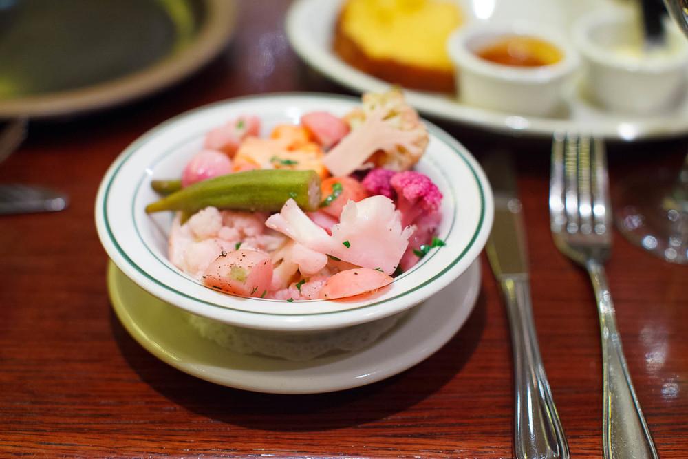 Pickles ($4)