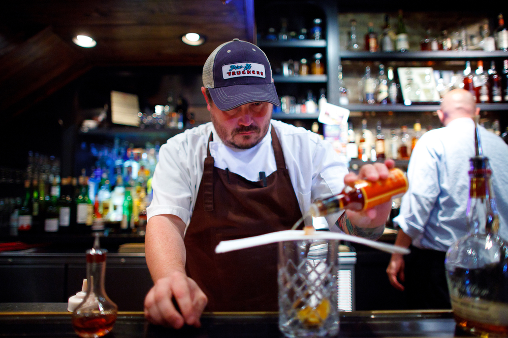 Mixology with Chef Sean Brock