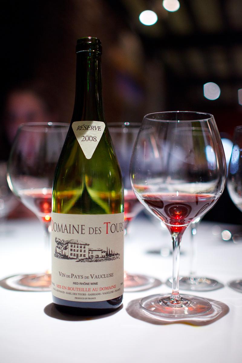 Domaine des Tours, Vin de Pays de Vaucluse