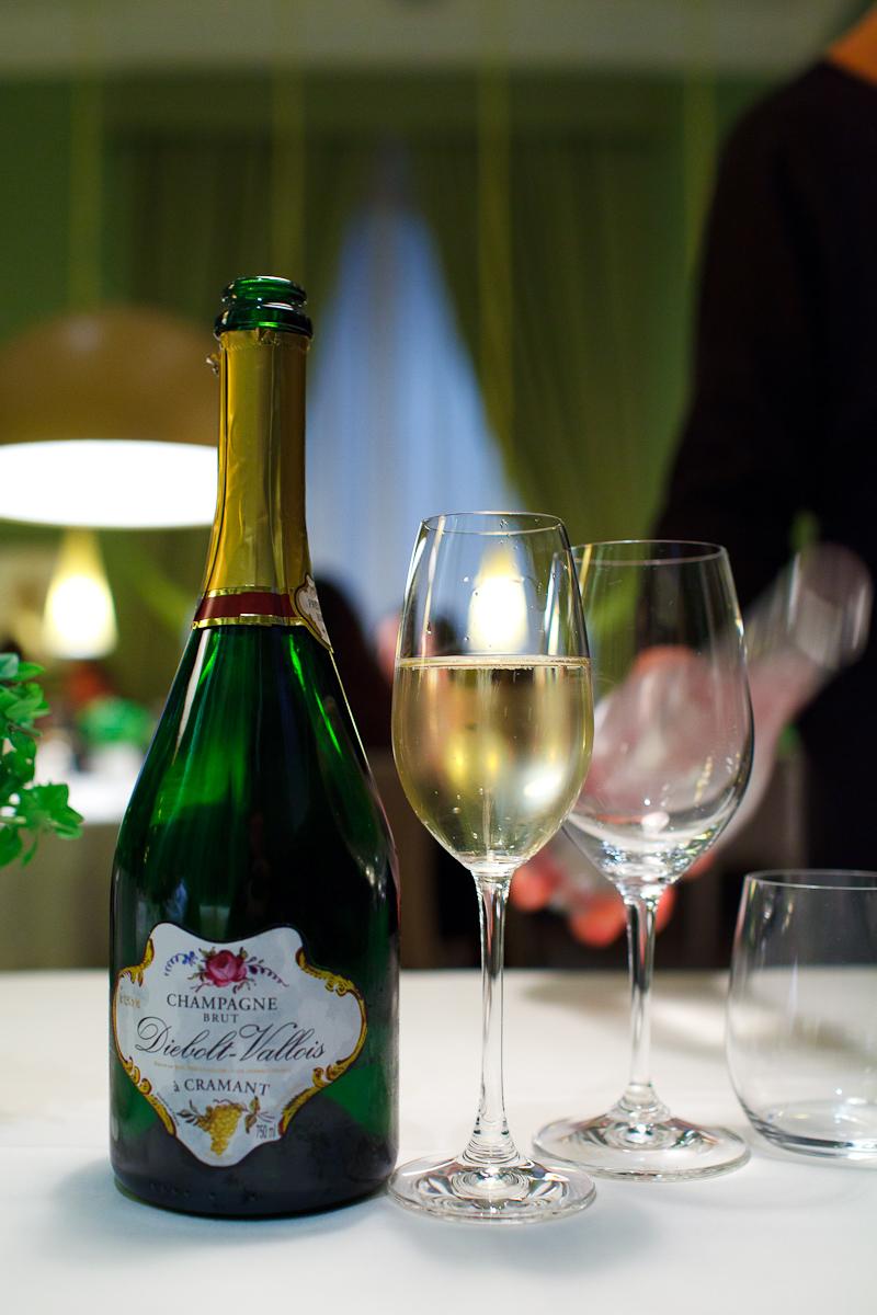 Champagne Brut Diebolt-Vallois à Cramant