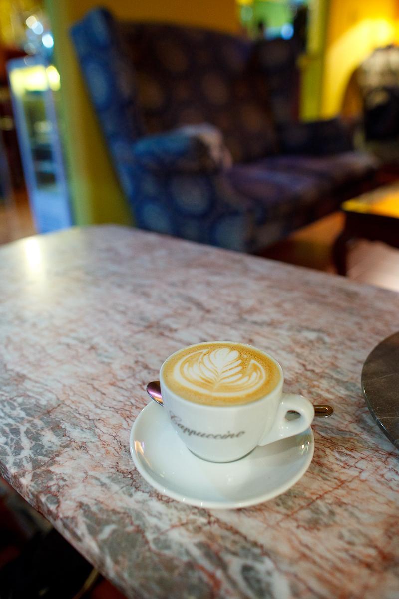 Cappuccino (30 MXP)
