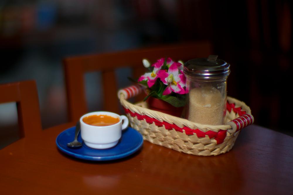 Café americano (20 MXP)