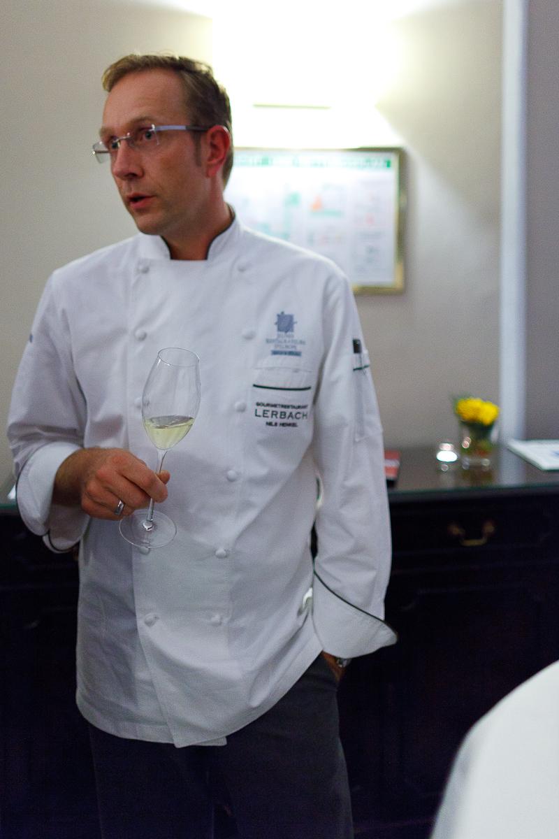 Chef Nils Henkel