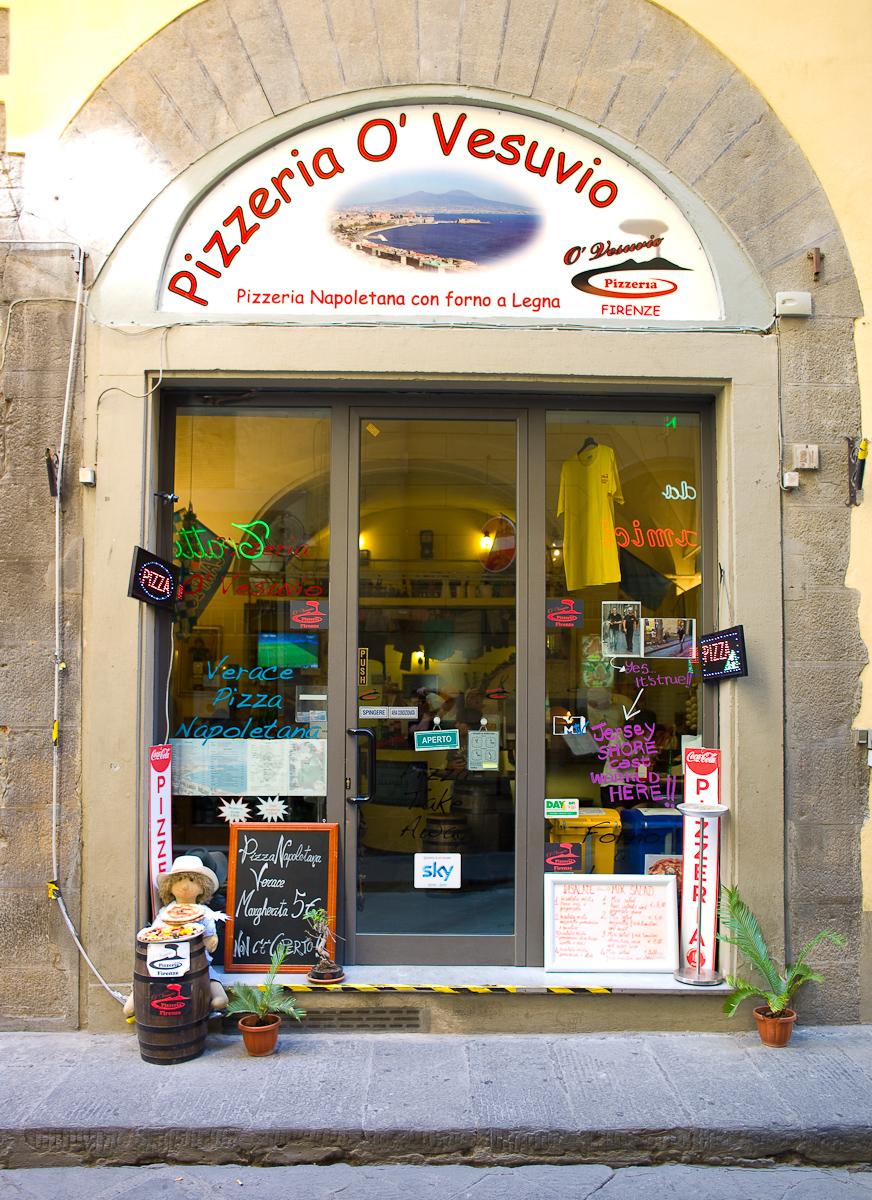 Pizzeria O'Vesuvio