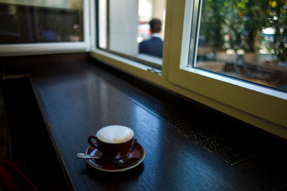 Cappuccino (5 CHF)