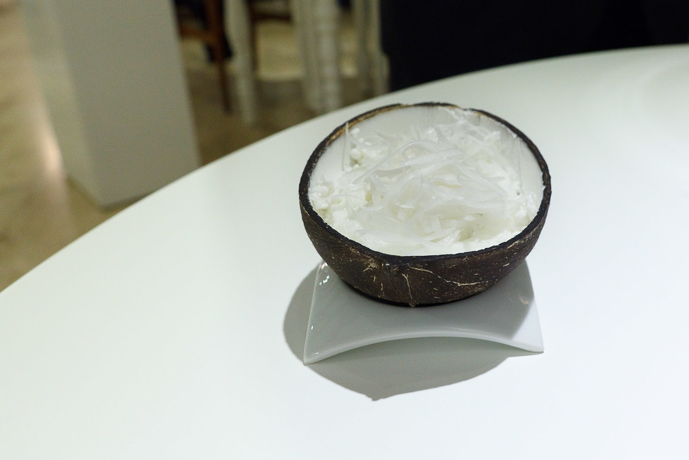 7th Course: Coconut