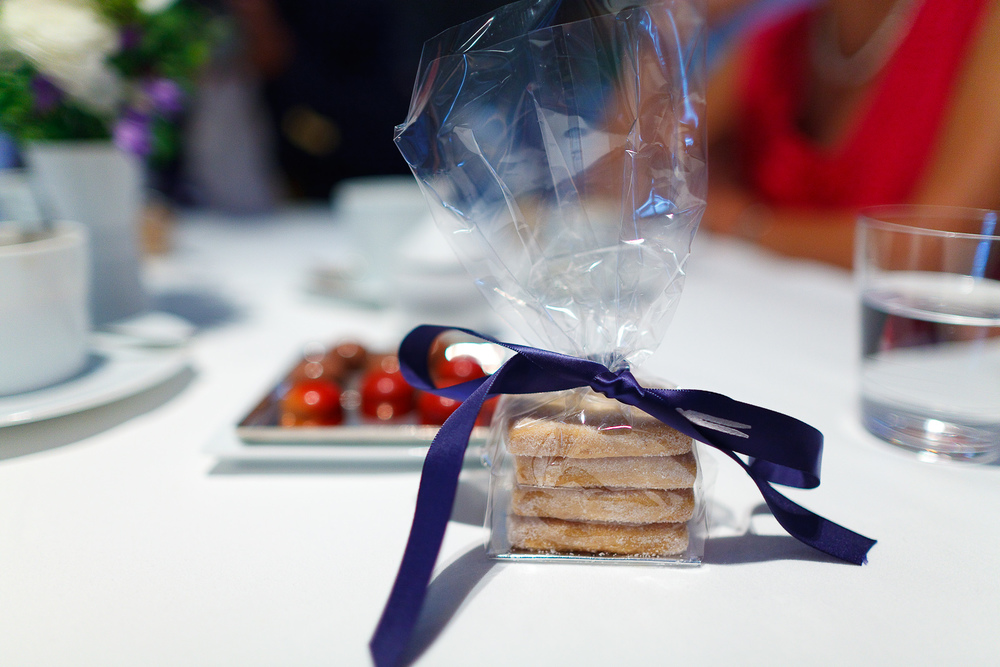 Take home: Shortbread cookies