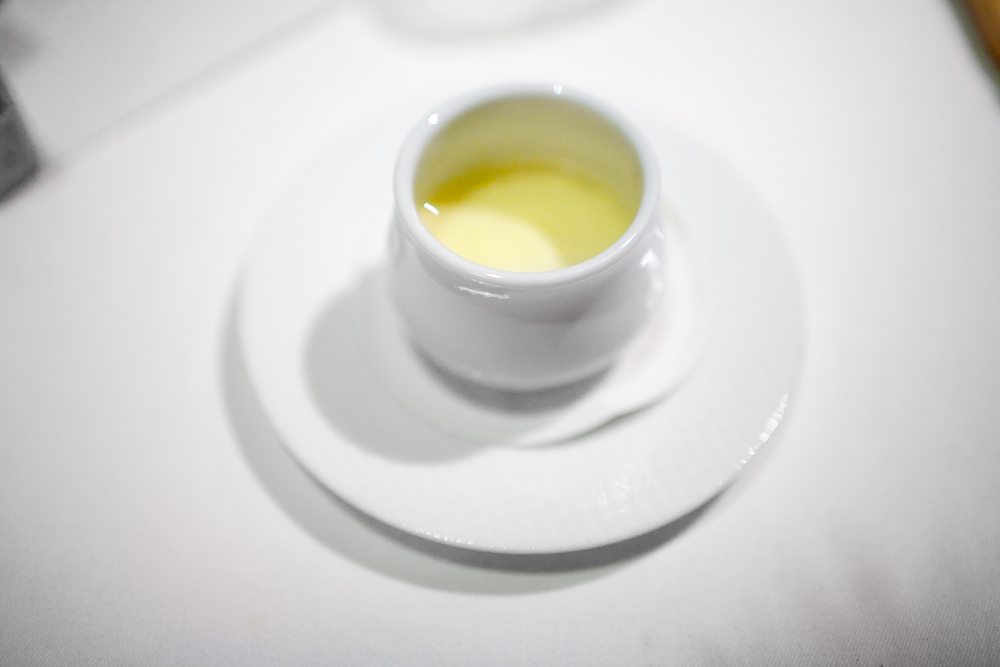 Petits fours: pot de crème