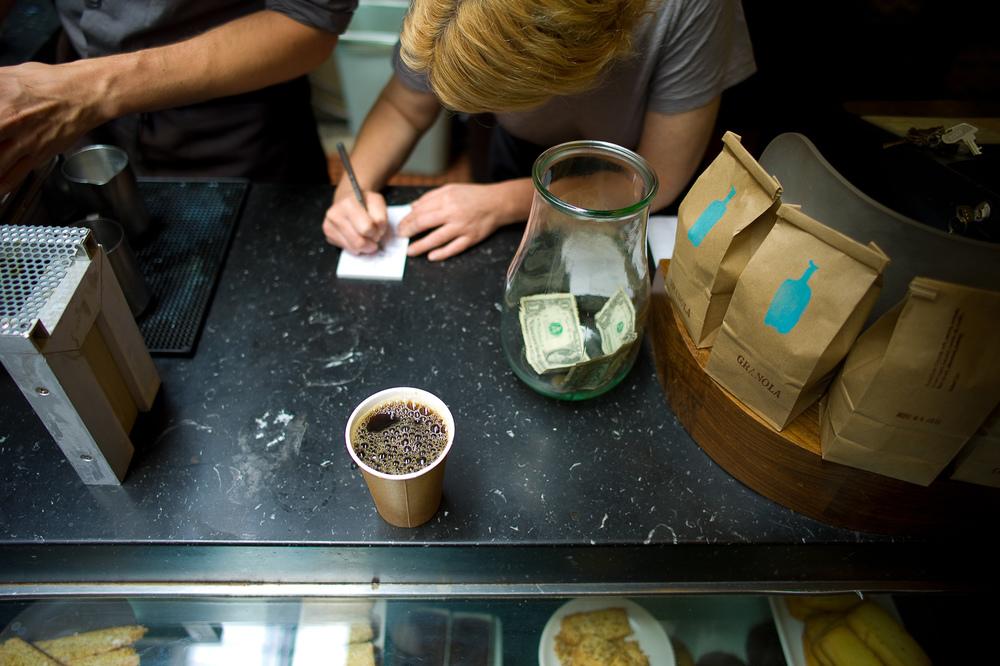 Drip coffee ($2.75)