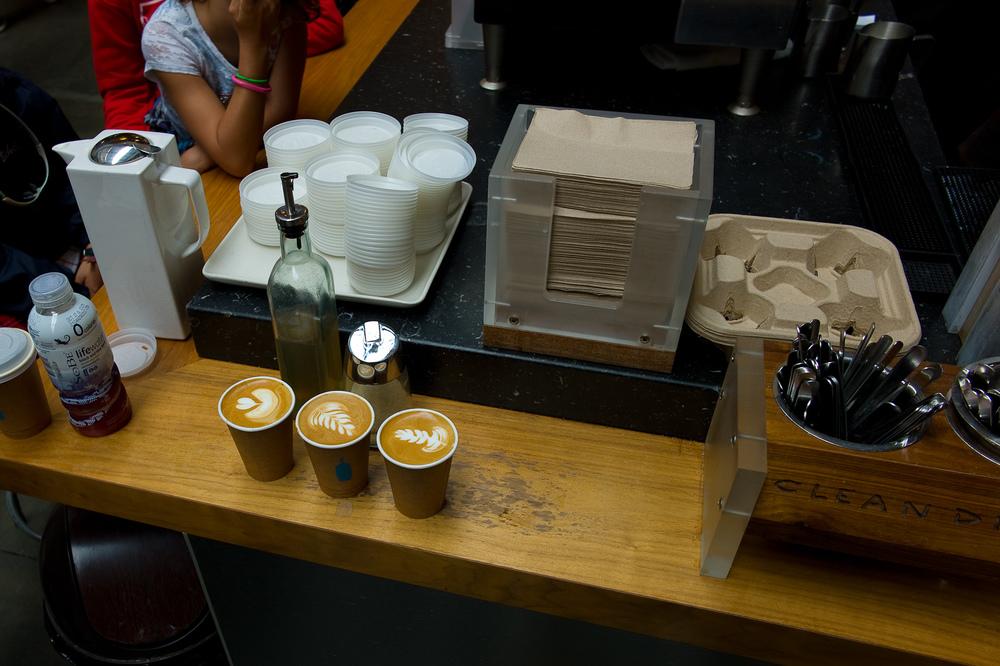 3 Cappuccini ($3.25)