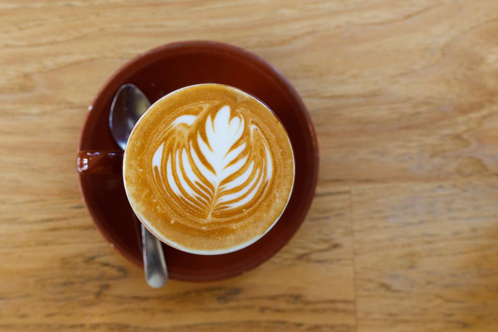 Cappuccino ($3.25)