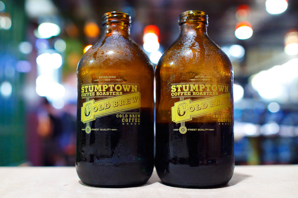 Stumptown Coffee Cold Brew Stubbies