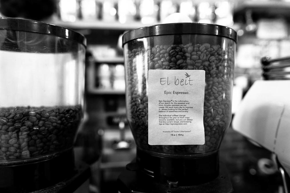 El Beit epic espresso