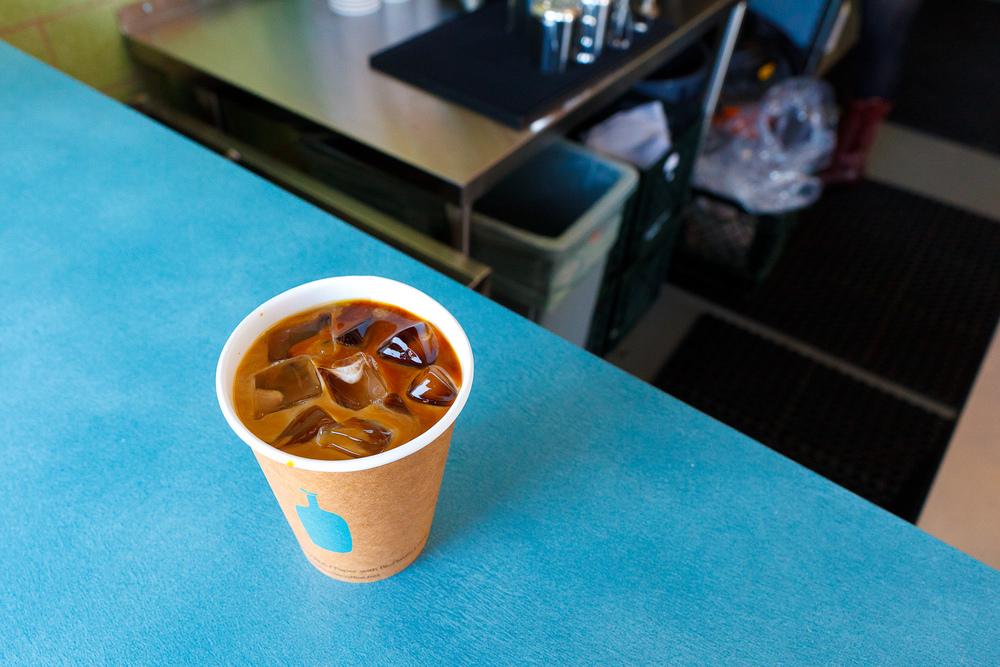 New Orleans Iced Coffee