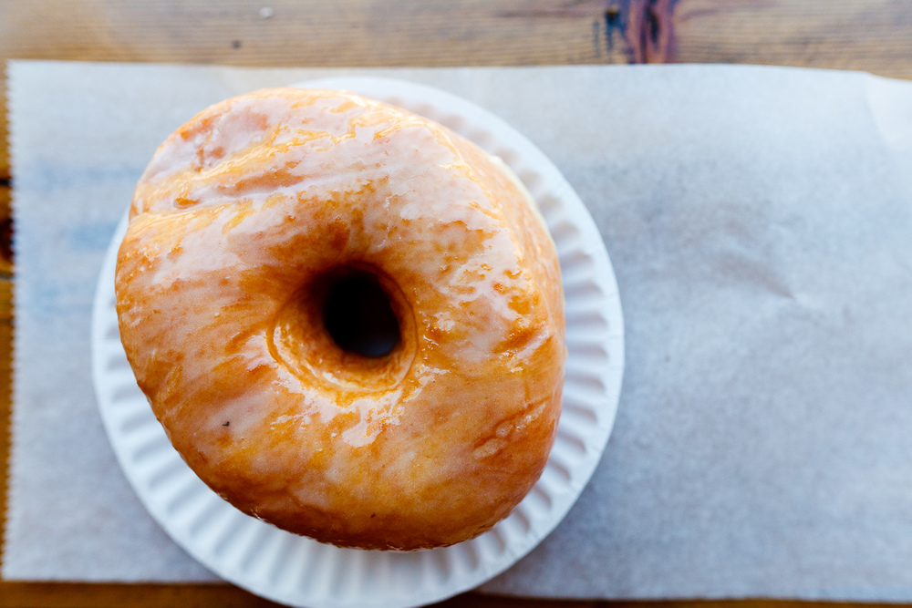 Plain glazed ($2)