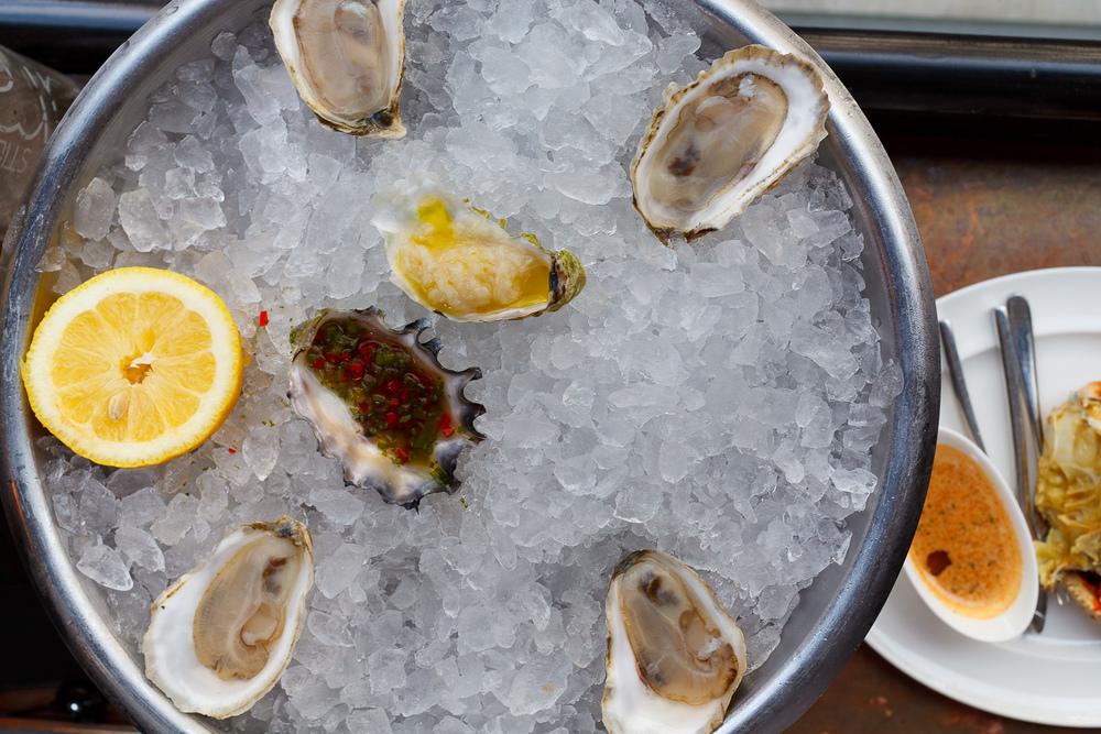 Wellfleet Oysters ($12)