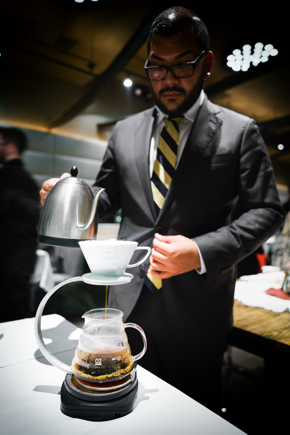 Counter Culture Pour-over by Richard Alvarez