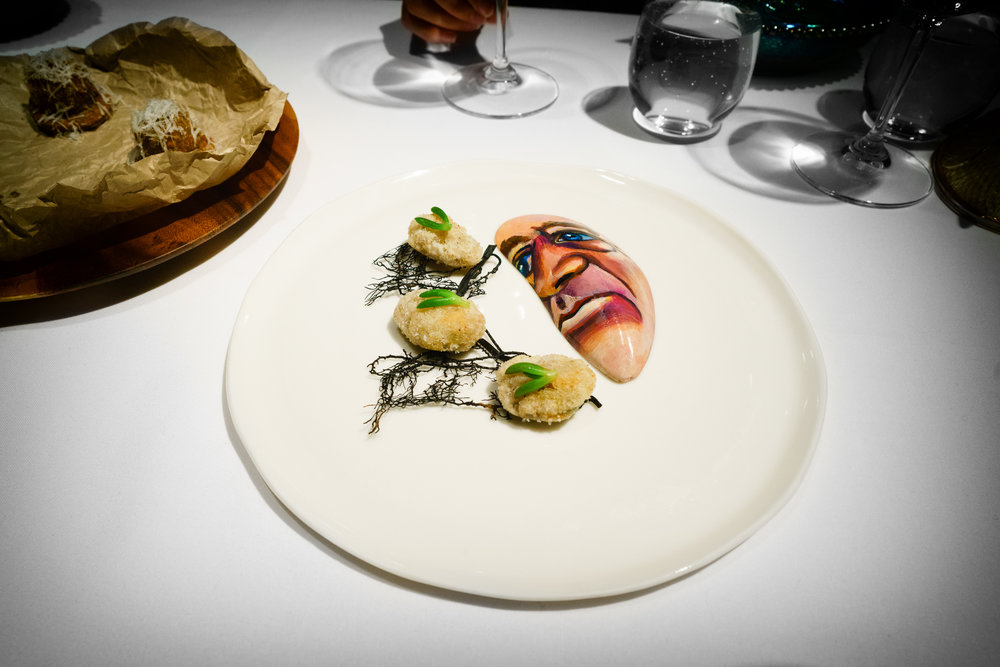 10th Course: Lance Wiffin's Mussel